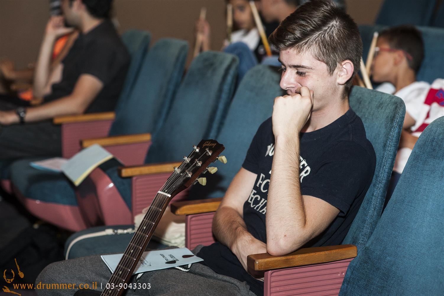 דראמר בית הספר למוסיקה של פתח תקווה