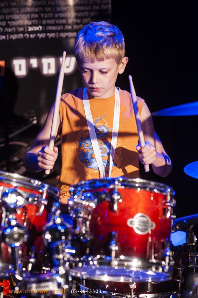 לימוד תופים - דראמר בית הספר למוסיקה של פתח תקווה