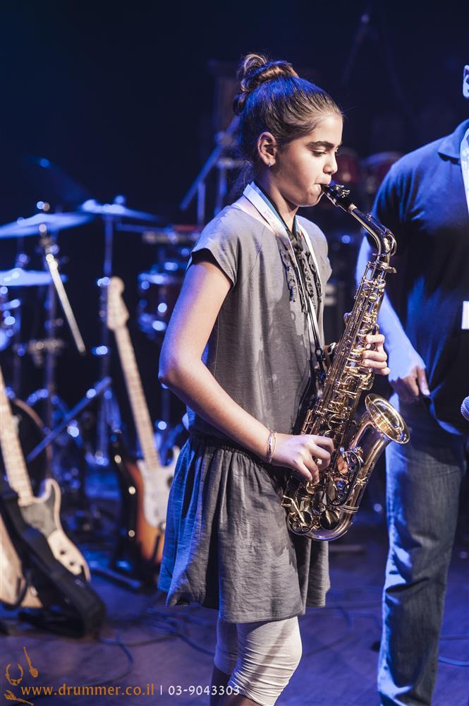 לימוד סקסופון - דראמר בית הספר למוסיקה של פתח תקווה
