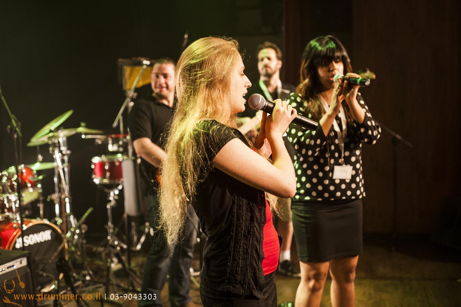 לימוד פיתוח קול - דראמר בית הספר למוסיקה של פתח תקווה