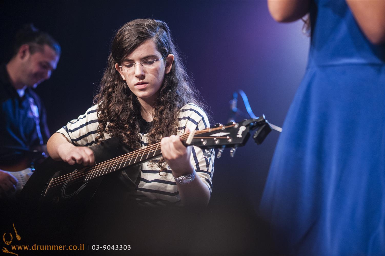 לימוד גיטרה בדראמר