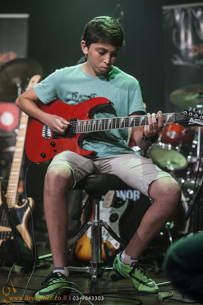 שיעורי גיטרה בפתח תקווה