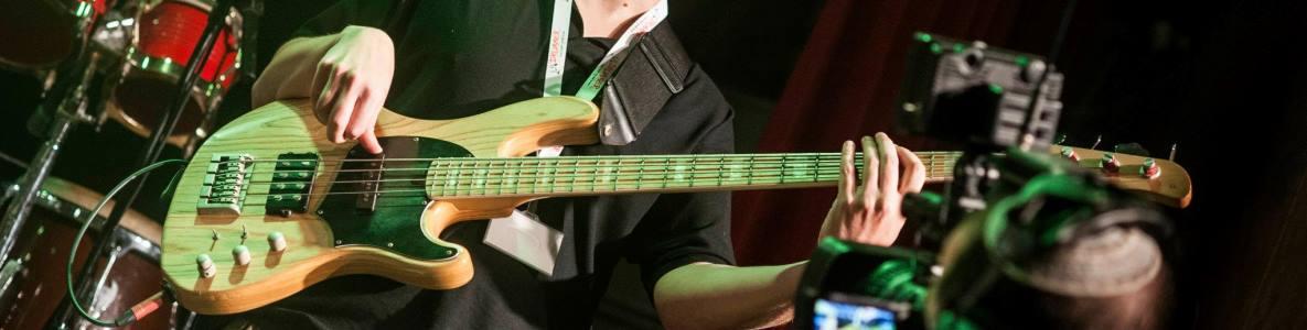 לימודי גיטרה בס
